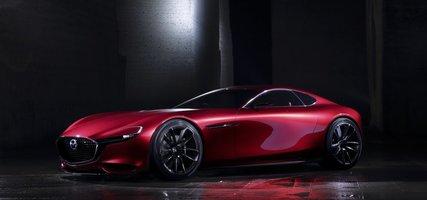 La Mazda RX-9, dont le prototype RX-Vision qui a tant fait jaser le Web depuis deux ans, serait en préparation!