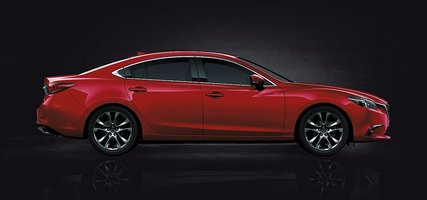 Découvrez la Mazda6 2017, un véhicule dans une classe à part!
