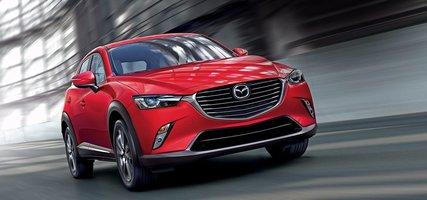Mazda CX-3 2017, une fois encore, ce petit VUS prend toute la place!