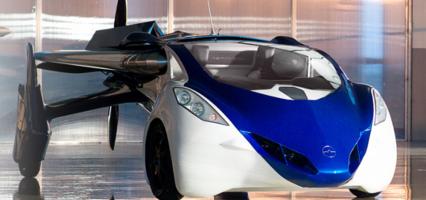 La voiture volante, un produit qui existe vraiment! Découvrez l'Aéromobil 3.0…