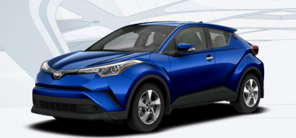 The new 2018 Toyota C-HR will shake up the Crossover and SUV market!