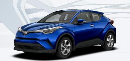 Le marché des multisegments et VUS tremble devant le nouveau Toyota C-HR 2018!