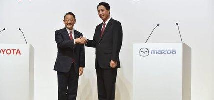 Toyota et Mazda ont annoncé la création d'une usine aux États-Unis!