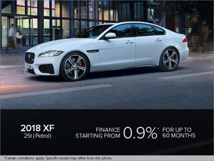 The 2018 XF Premium 25t