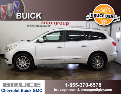New 2017 Buick Enclave 3 6l 6 Cyl Automatic Awd In