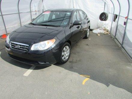 2009 Hyundai Elantra GL 2.0L 4 CYL AUTOMATIC FWD 4D SEDAN