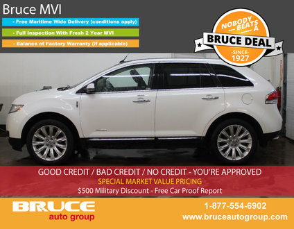 2013 Lincoln MKX LIMITED EDITION 3.7L 6 CYL AUTOMATIC AWD