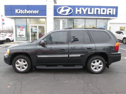 2005 GMC Envoy AS TRADED // V6 // 4X4 // LEATHER