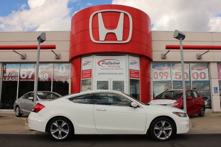 2011 Honda Accord Cpe EX-L NAVIGATION - V6 - LEATHER INTERIOR - MOONROOF