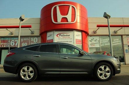 2011 Honda Accord Crosstour EX-L - V6 - LEATHER - SUNROOF - AWD