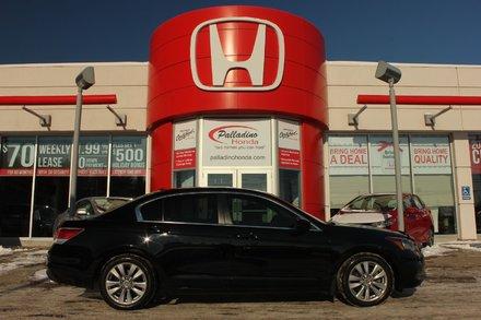 2011 Honda Accord Sedan EX-L - LEATHER INTERIOR - HEATED SEATS