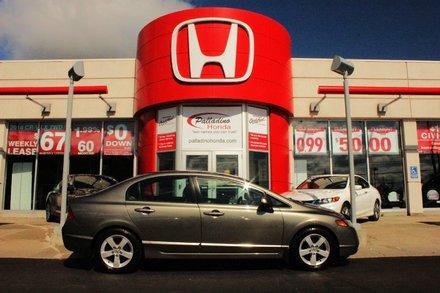 2008 Honda Civic Sdn EX-L