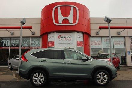 2013 Honda CR-V EX-L - LEATHER - ECON MODE - HEATED SEATS