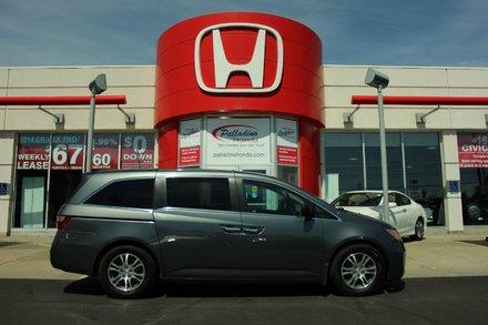 2011 Honda Odyssey EX - 8 PASSENGER - POWER WINDOWS - A/C