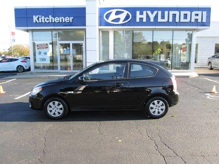 2010 Hyundai Accent L Pkg // Manual // 3 DR