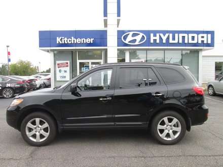 2009 Hyundai Santa Fe GLS // FWD // LEATHER // SUNROOF