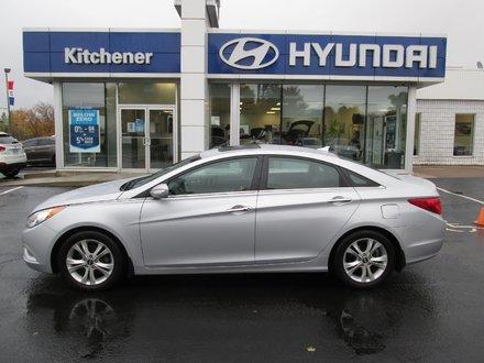 2011 Hyundai Sonata Limited // Leather // One owner