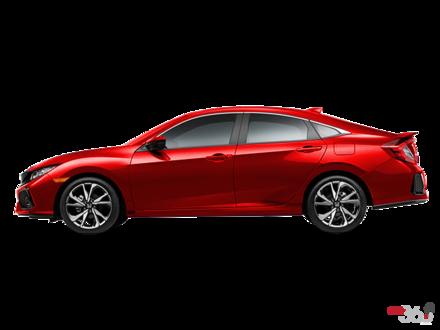 Honda Civic Berline 2017