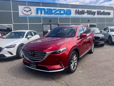2018 Mazda CX-9 GT AWD
