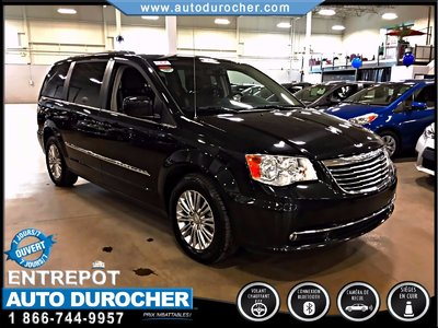 2015 Chrysler Town & Country AUTOMATIQUE CUIR CAMERA DE RECUL BLUETOOTH