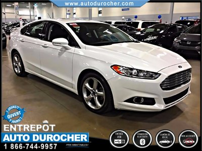 2015 Ford Fusion SE AUTOMATIQUE CAMERA RECUL BLUETOOTH