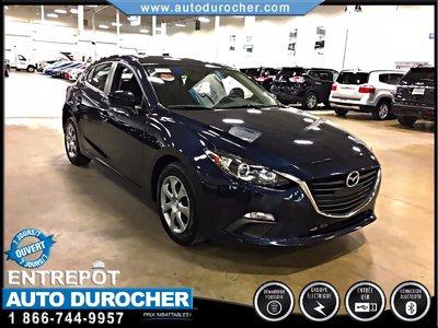 Mazda Mazda3 GX-SKY TOUT ÉQUIPÉ NOUVEAU MODÈLE 2014