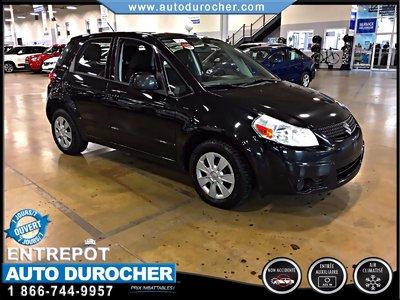 2011 Suzuki SX4 Hatchback TOUT ÉQUIPÉ FINANCEMENT DISPONIBLE