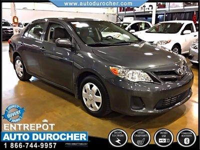 Toyota Corolla AUTOMATIQUE TOUT ÉQUIPÉ BLUETOOTH 2013