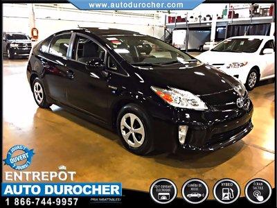 2012 Toyota Prius HYBRID TOUT ÉQUIPÉ TOIT OUVRANT CAMERA DE RECUL