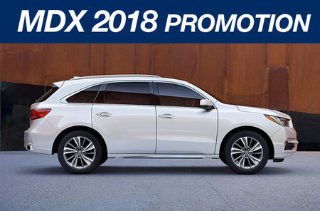 Promotion MDX 2018