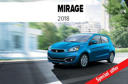 2018 Mirage ES Plus