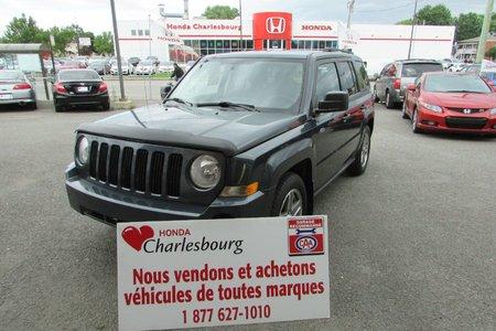 Jeep Patriot SPORT NORTH 2008 4X4