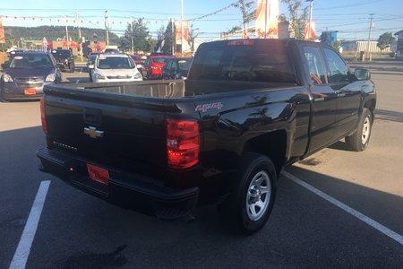 2014 Chevrolet Silverado 1500 W/T- $216 B/W