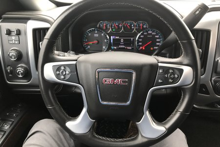 2017 GMC Sierra 1500 SLE 4X4 w/ Z71