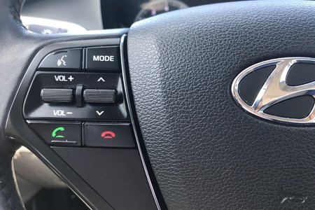 2015 Hyundai Sonata GLS at