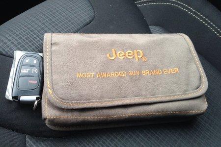 2016 Jeep Cherokee North