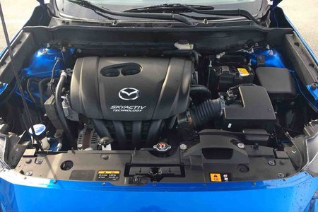 2016 Mazda CX-3 GS.** AUTO** SUNROOF** HEATED SEATS!