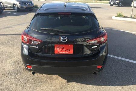 2015 Mazda Mazda3 Sport GX- $129 B/W