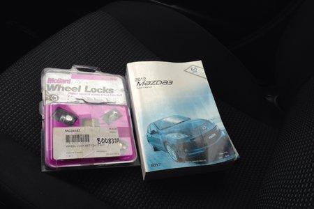 2012 Mazda Mazda3 GX - $103 B/W