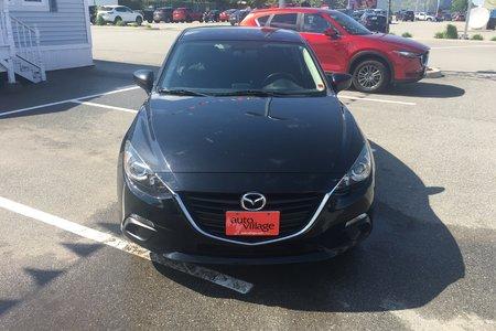 2014 Mazda Mazda3 GX/SKY- $128 B/W