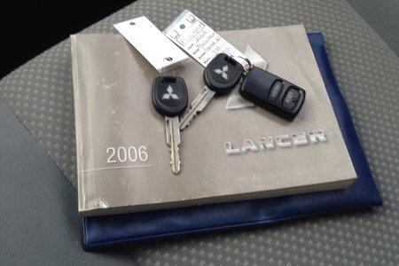 2006 Mitsubishi Lancer ES