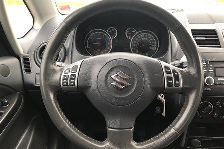 2010 Suzuki SX4 5Dr JX AWD at