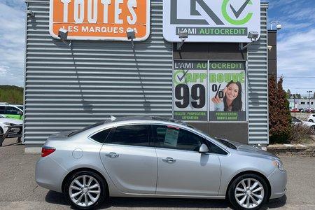 Buick Verano W/1SG 2012