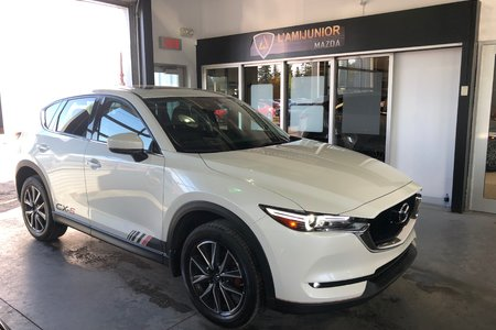Mazda CX-5 AWD GT GT AWD+CUIR+TOIT OUVRANT+GPS+MAGS 19PO 2018