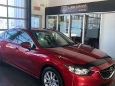 Mazda Mazda6 GS CUIR TOIT LUXE 2016