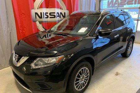Nissan Rogue S AWD GARANTIE PROLONGÉE 2015