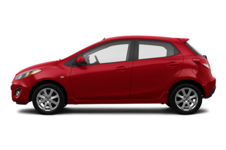 Mazda2 GX 2014