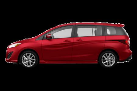Mazda5 GS 2015