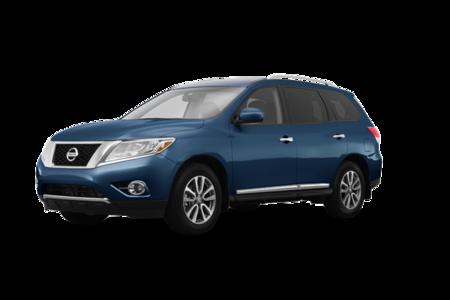 Nissan Pathfinder SL 2015