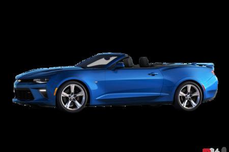 Chevrolet Camaro convertible 1SS 2016